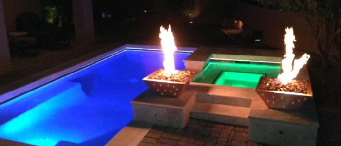 Small Backyard With Pool